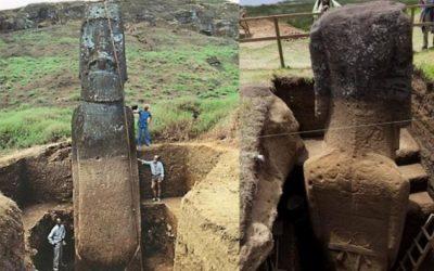 statuile moai
