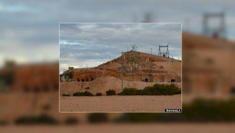 E adevărat că în Australia există un oraș construit sub pământ?