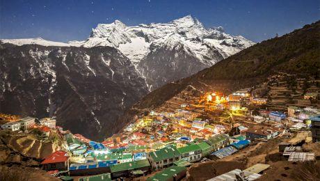 De ce steagul nepalez are forma ciudată? Ce simbolizează?