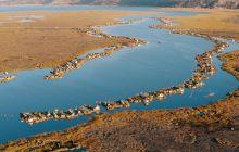Cum arată insulele plutitoare din Peru? Cum au fost construite?