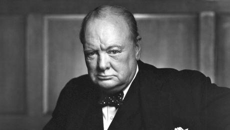 """Ce replică i-a dat soția lui Churchill politicianului când acesta i-a zis: """"Dacă te căsătoreai cu el, erai soția unui măturător""""?"""