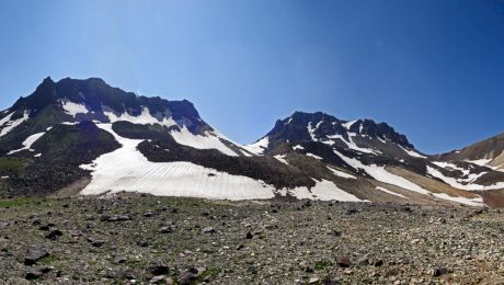 Muntele Aragats, locul unde gravitația nu funcționează