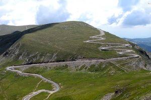 Cum arată Pasul Urdele, cel mai înalt pas din Munții Carpați?