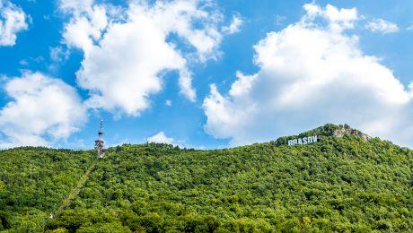 E adevărat că Muntele Tâmpa rămăsese FĂRĂ COPACI? Ce au făcut brașovenii?