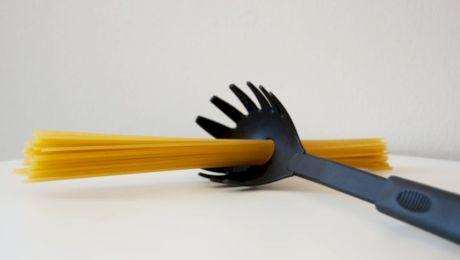 Cum se măsoară cantitatea de spaghete pe care o pui la fiert?