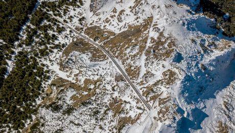 Vârful Toaca. Care este povestea scării din inima munților?