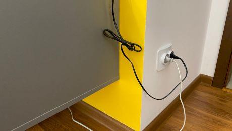 Cum ascundem cablurile prin casă?