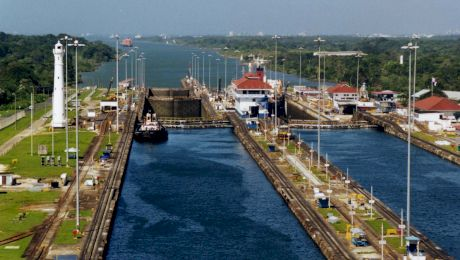 De ce Canalul Panama a avut un rol determinant în dezvoltarea regiunii?
