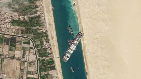 Când a fost construit Canalul Suez? De ce este important Canalul Suez?