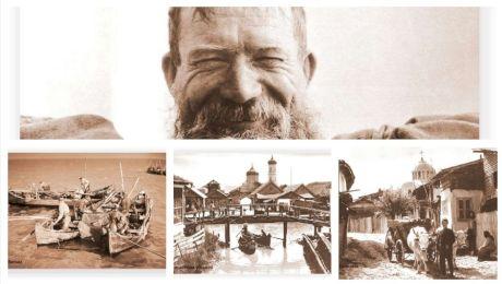 Cum arăta Delta Dunării acum 100 de ani? Imagini incredibile