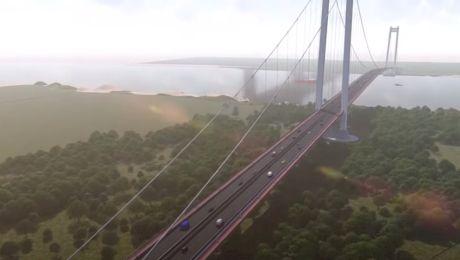 Care va fi cel mai înalt pod din România? Unde se va afla acesta?