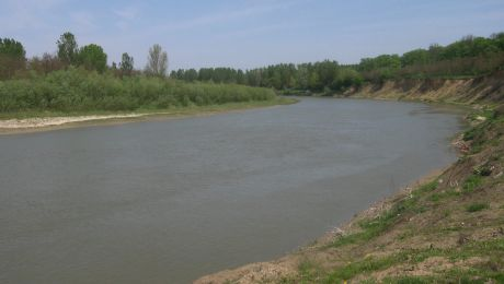 Care este râul cu cel mai mare debit din România?