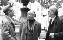 Care e povestea fotografiei în care apar Mircea Eliade, Eugen Ionescu și Emil Cioran?