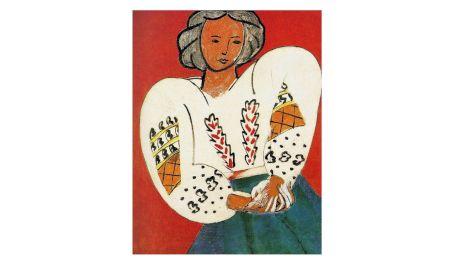 Cum a fost pictorul Henri Matisse fascinat de ia Românească?