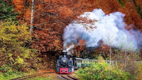 Care este cea mai frumoasă călătorie cu trenul în România?