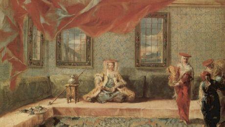 Ce este o cadână? De ce sultanii aveau cadâne în haremul lor?
