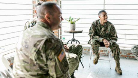 De ce femeile nu merg la război? Care sunt motivele?
