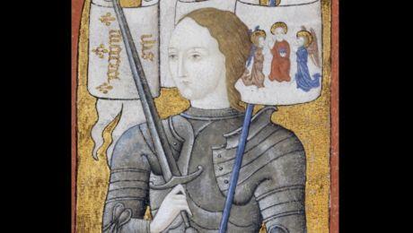 Cine a fost Ioana de Arc?