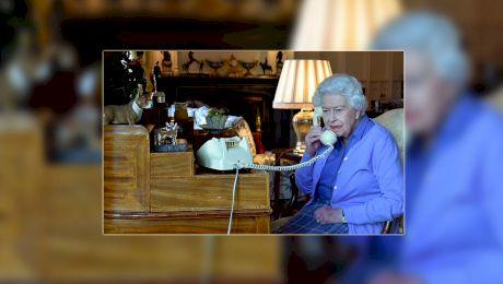 De ce membrii familiei regale britanice folosesc telefoane cu fir?