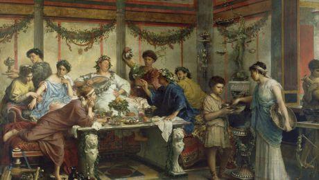 Ce mâncau dacii și romanii? Cu ce preparate culinare se răsfățau?