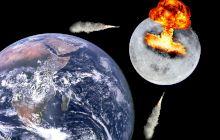 Statele Unite au vrut să atace Luna cu bomba nucleară?