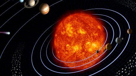 Care este cea mai apropiată planetă de Soare? Dar cea mai îndepărtată?