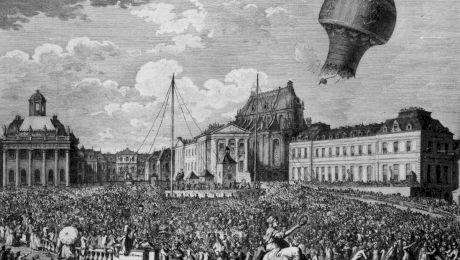 Cum a ajuns primul balon cu aer cald în Țara Românească?