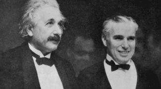 Ce i-a spus Albert Einstein lui Charlie Chaplin când l-a întâlnit?