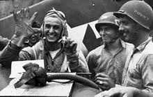 Povestea unuia dintre cei mai buni piloți ai aviației americane care era… român