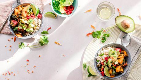 Trei rețete de mâncăruri specifice sezonului estival