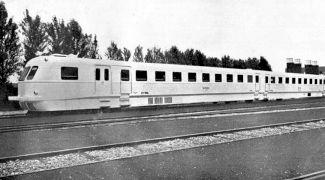 În 1936, trenurile din România aveau aer condiționat și mergeau cu 110 km/h