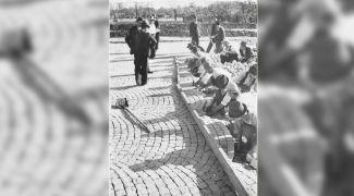 Cum se pavau străzile în Brăila în anul 1909?