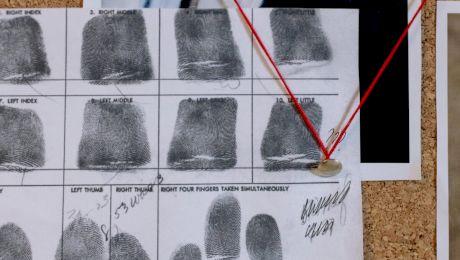 Cum a fost descoperită amprenta pentru identificarea răufăcătorilor?