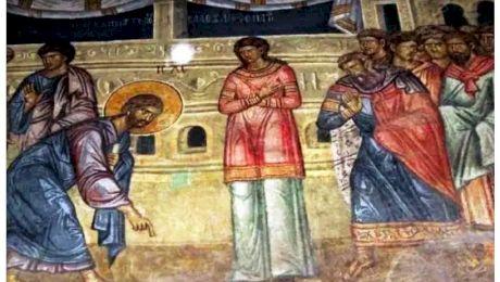 """Cine a spus """"cel fără de păcat să arunce primul piatra""""?"""