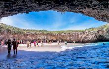 Cum arată Plaja Ascunsă din Mexic?