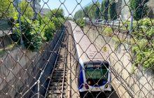 Cum arată locul din București unde metroul iese la suprafață?