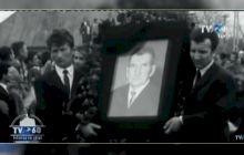 Care au fost cele trei înmormântări care s-au dat la TV în perioada comunistă?
