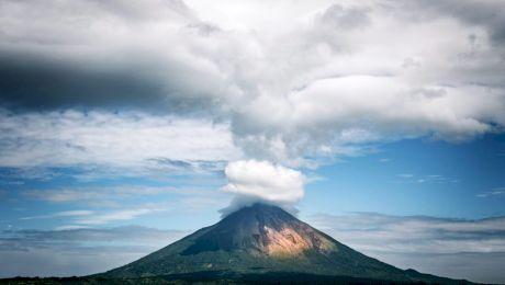 Care este țara cu cei mai mulți vulcani activi din lume?