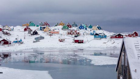 Inevitabilul s-a produs: prima ploaie peste ghețari