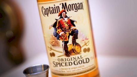 """Cine a fost """"Captain Morgan"""", corsarul care dă numele cunoscutului brand de rom?"""