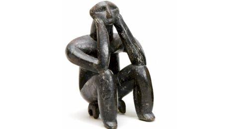 """Care este povestea statuetei """"Gânditorul de la Hamangia""""?"""