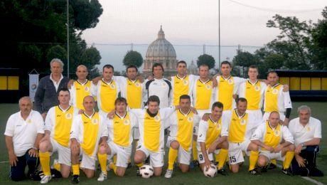 Care este povestea naționalei de fotbal din Vatican? De ce nu joacă în competițiile FIFA?
