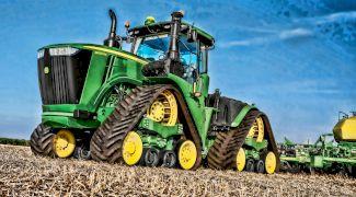 Cum arată tractorul din România mai scump decât un Ferrari? Un plin costă 2.000 de euro