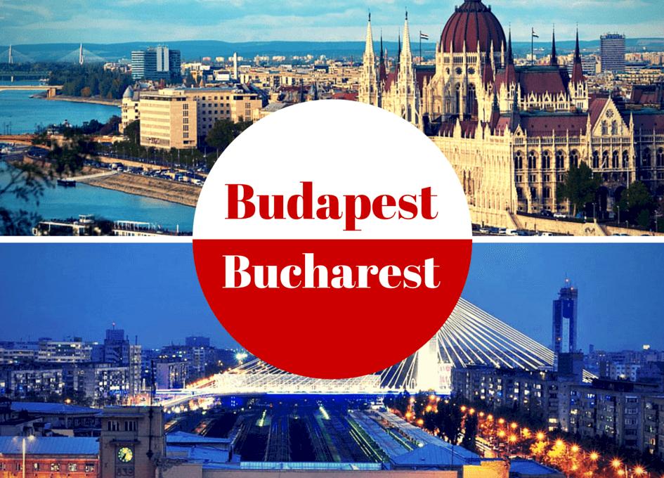 Șapte motive pentru care Bucureștiul este confundat cu Budapesta