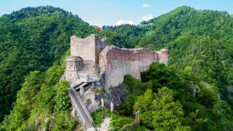 Cetatea Poenari, istorie, curiozități și lucruri mai puțin știute