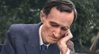 Cât de trist era George Bacovia? A scris și poezii vesele?